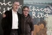 Fernando Trueba y Javier Mariscal presentan 'Chico y Rita'