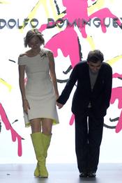 Adolfo Domínguez nos presenta su nueva colección en Cibeles 2011