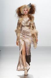 Inspiración japonesa. Elisa Palomino O/I 2011-12. Cibeles Madrid Fashion Week