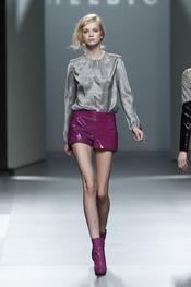 Colección de Teresa Helbig O/I 2011-12. Cibeles Madrid Fashion Week