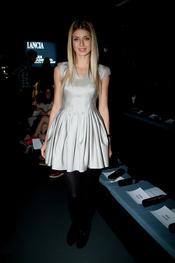 Natasha Yarovenko en Cibeles Madrid Fashion Week