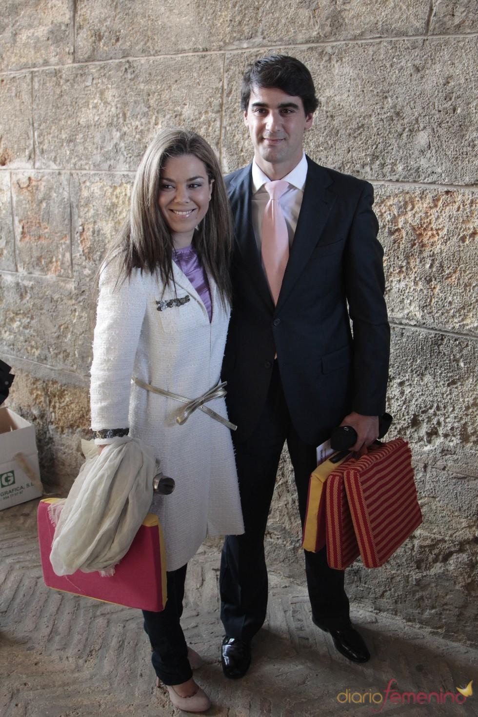 Jesulín de Ubrique y María José Campanario