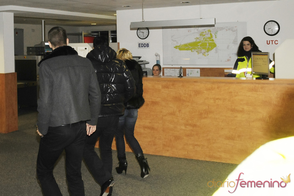Shakira y Piqué en Berlín