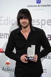 Melendi en los Premios Cadena Dial 2011
