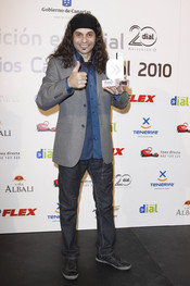 El Arrebato en los Premios Cadena Dial 2011
