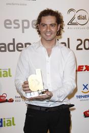 David Bisbal en los Premios Cadena Dial 2011