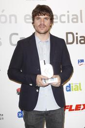 Dani Martín en los Premios Cadena Dial 2011