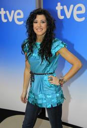 Lucía Pérez cantará 'Que me quiten lo bailao' en Eurovisión 2011