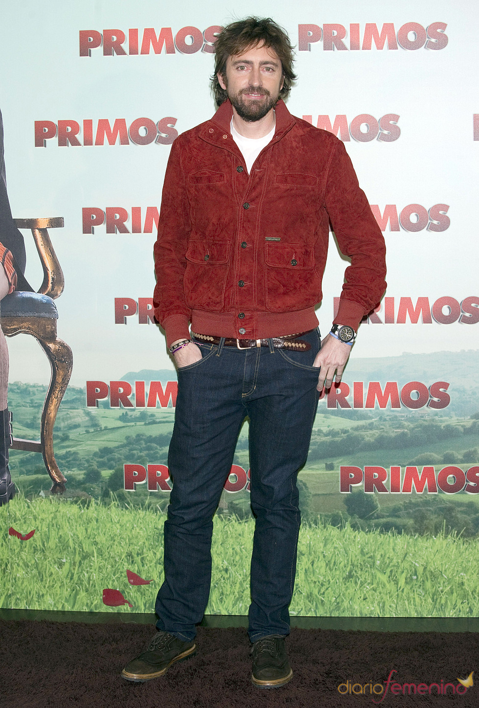 Daniel Sánchez Arévalo, director de 'Primos'