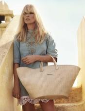 Kate Moss es la imagen de la nueva colección de Longchamp