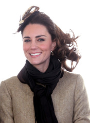 Imagen de Kate Middleton, futura princesa de Inglaterra