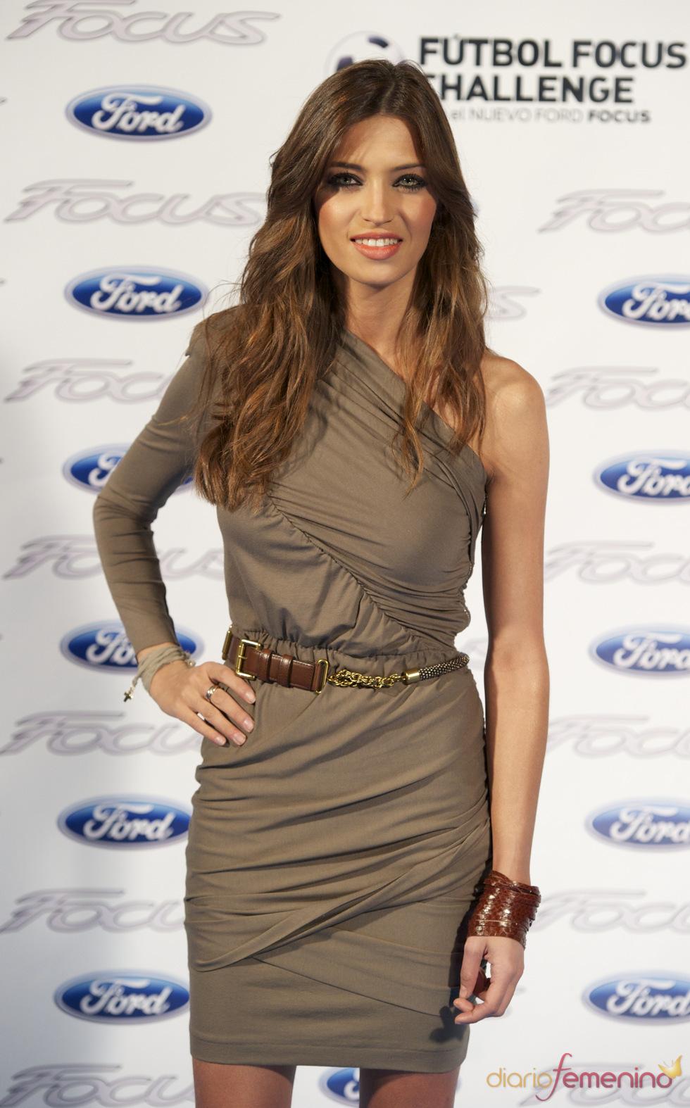 Sara Carbonero, imagen de una marca de coches