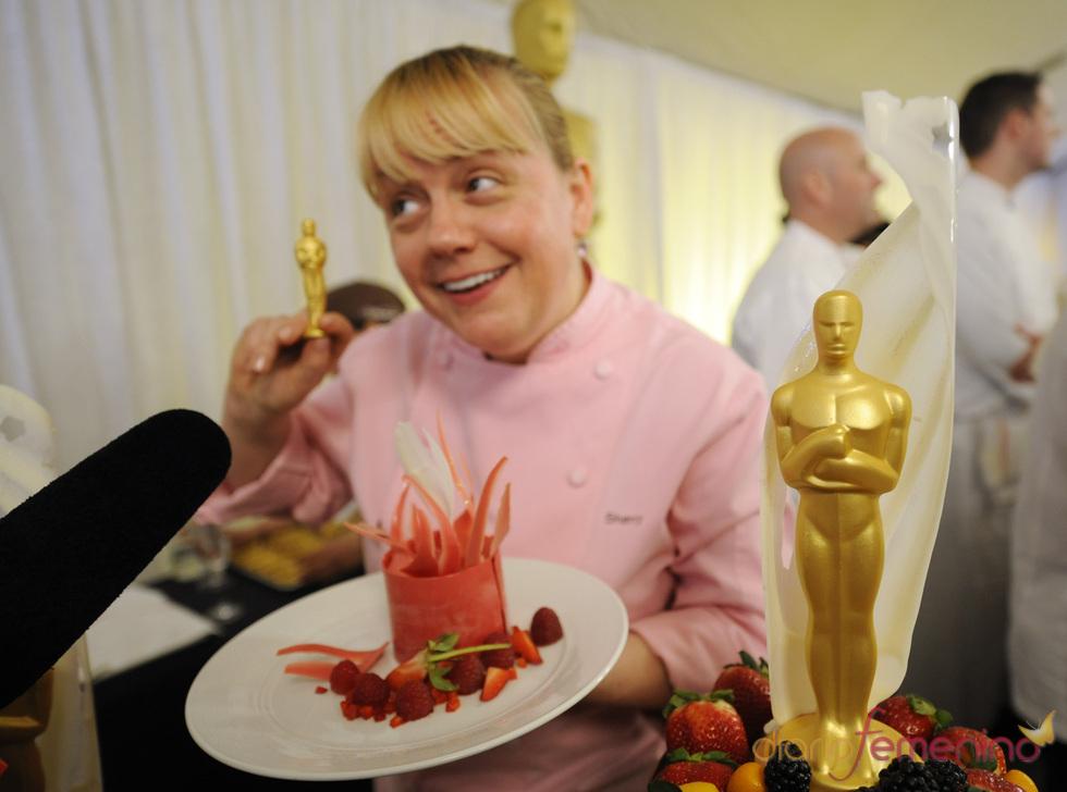 Postre para la cena de los Oscars 2011