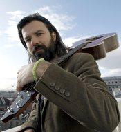 El cantante Pau Donés, vocalista de Jarabe de Palo