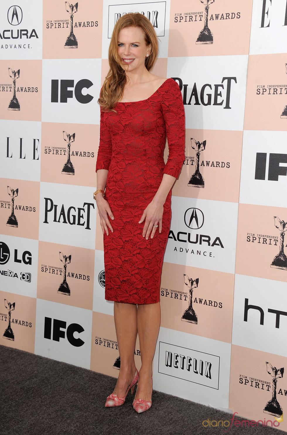 Nicole Kidman en los Premios Spirit 2011