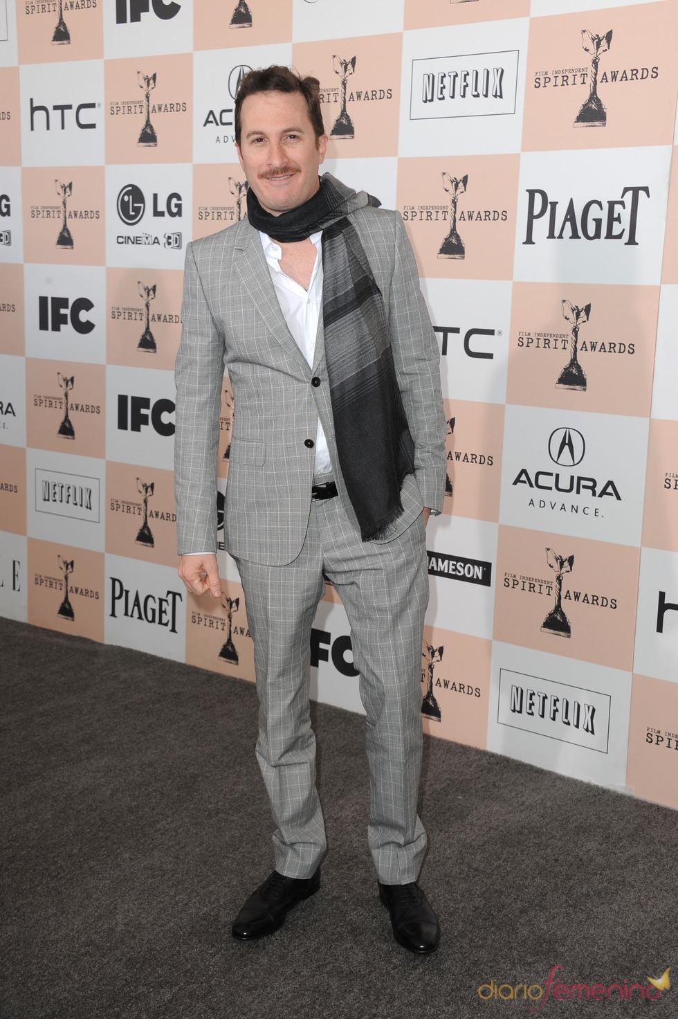 Darren Aronofsky en los Premios Spirit 2011
