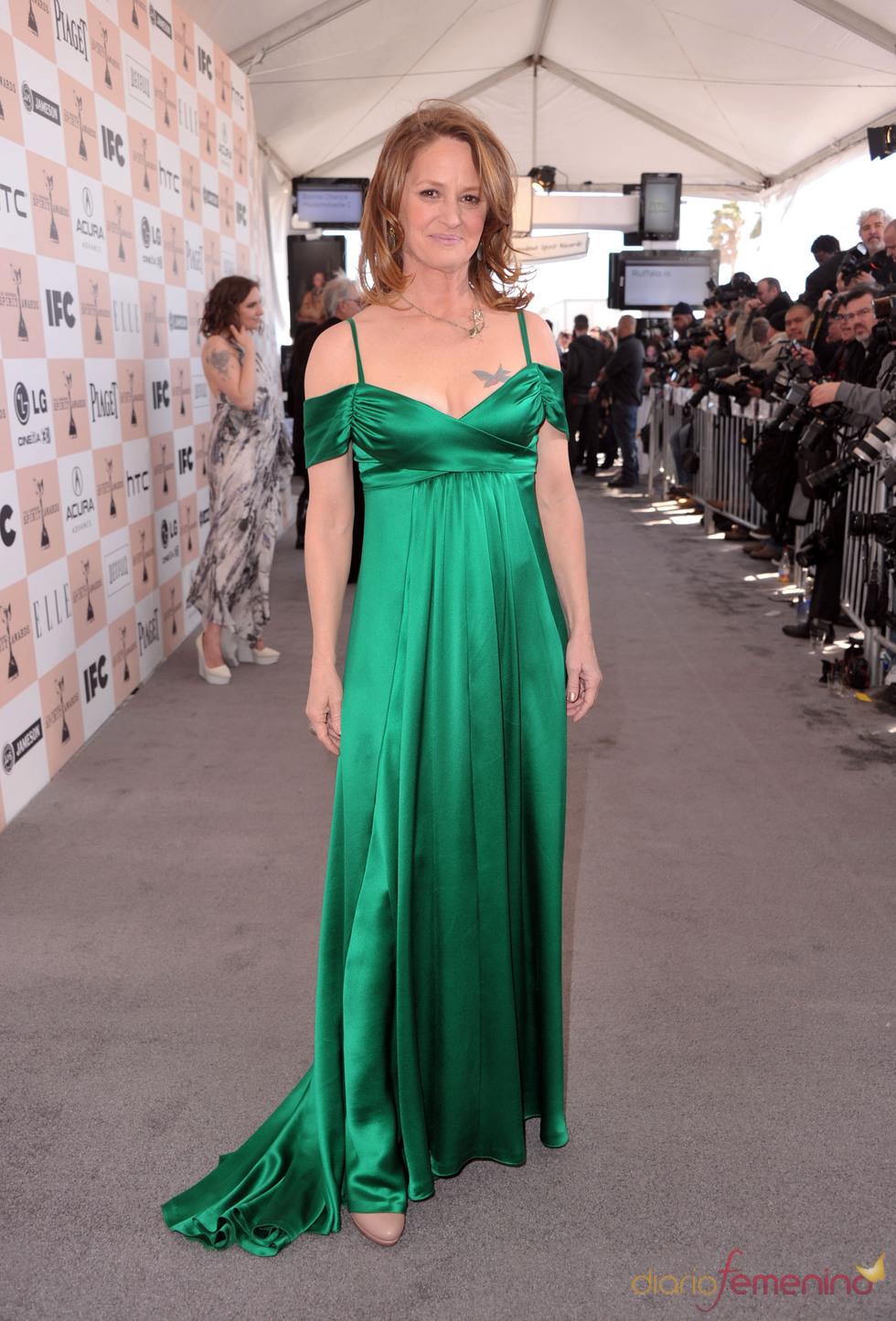 Melissa Leo en los Premios Spirit 2011