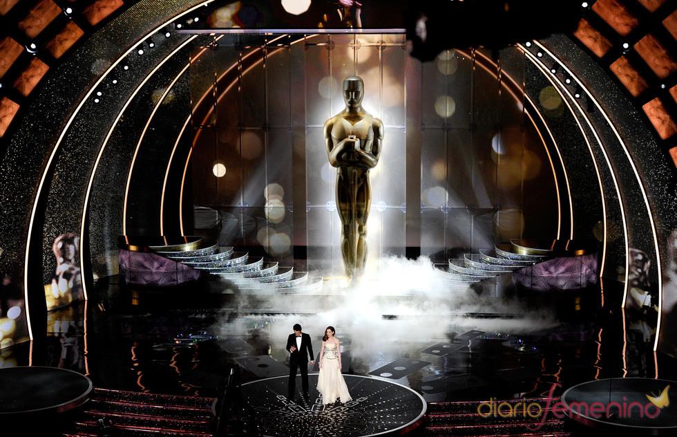 La ceremonia de los Oscar 2011