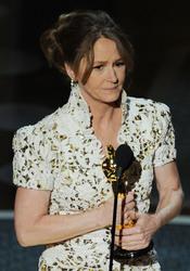 Melissa Leo, mejor actriz de reparto. Oscar 2011