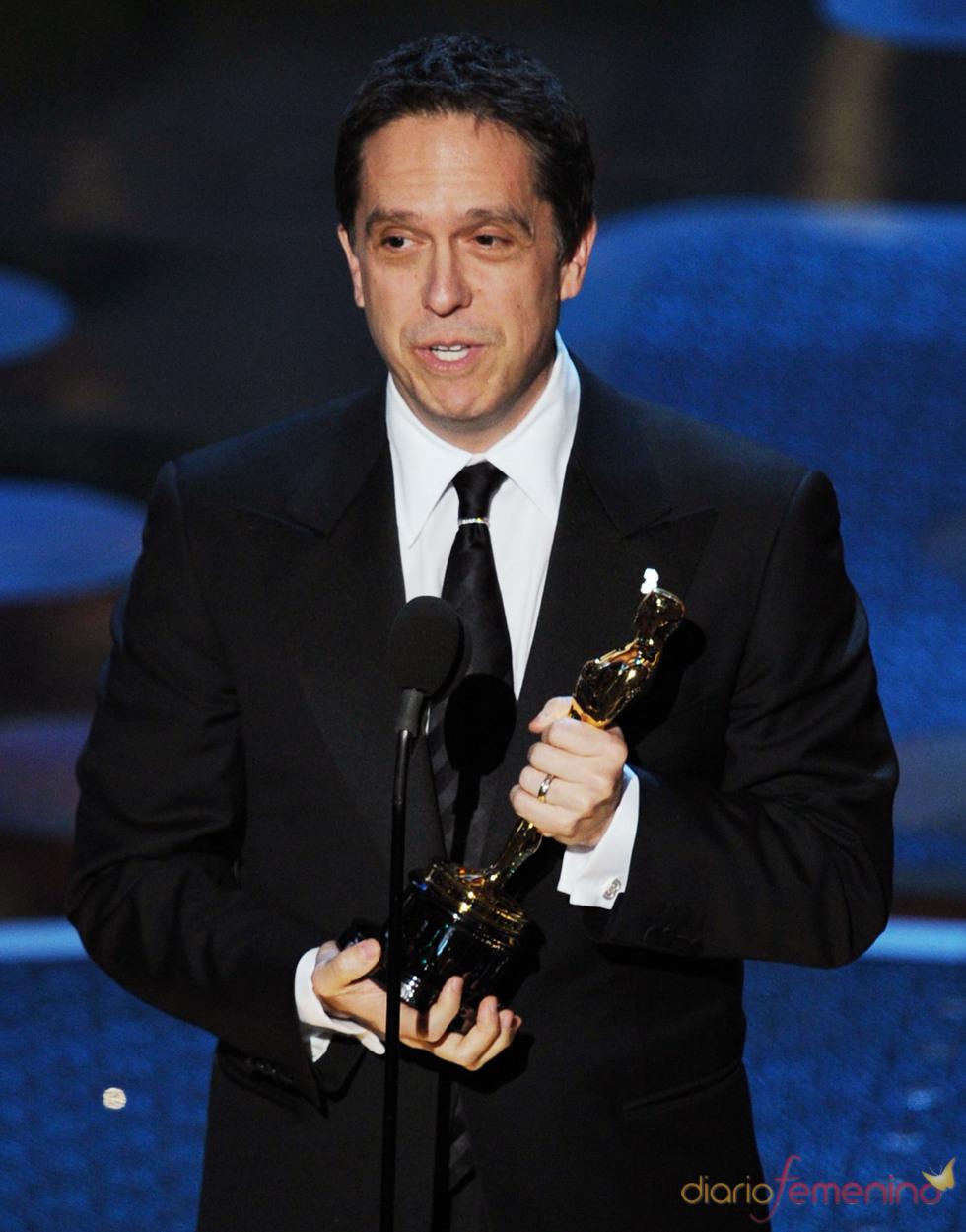 Lee Unkrich, mejor película animada por Toy Story 3. Oscar 2011