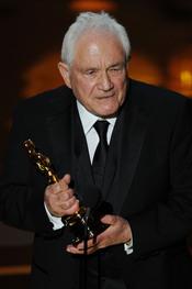 David Seidler, mejor guión original por 'El discurso del Rey'. Oscar 2011