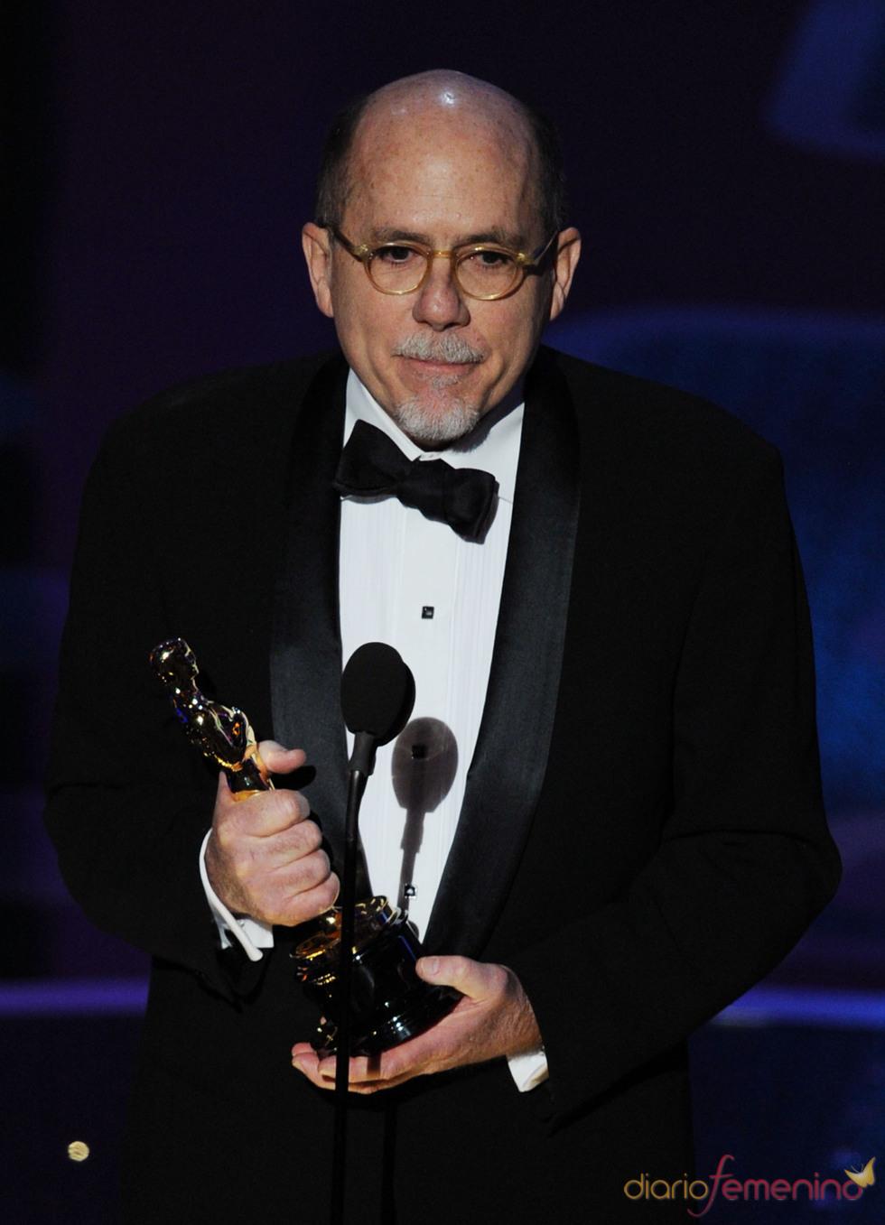 Mejor edición de sonido para 'Inception'. Oscar 2011