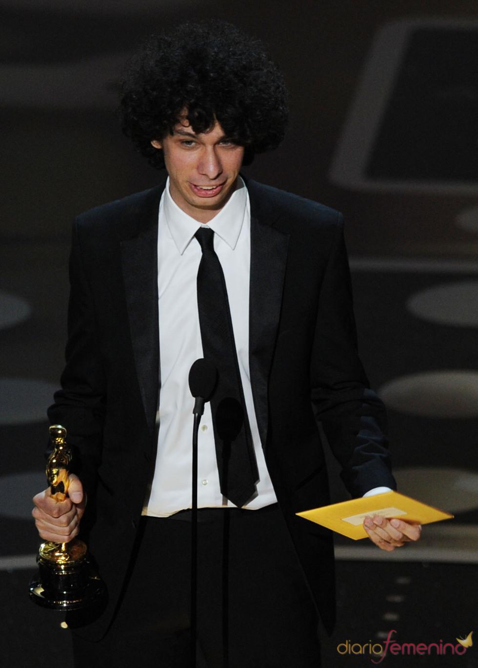 Mejor corto para 'God of Love'. Oscar 2011