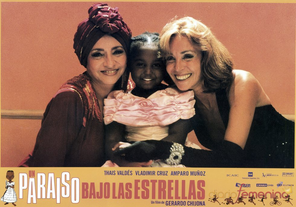 Amparo Muñoz, actriz y Miss Universo en 1974, de 56 años, falleció este domingo