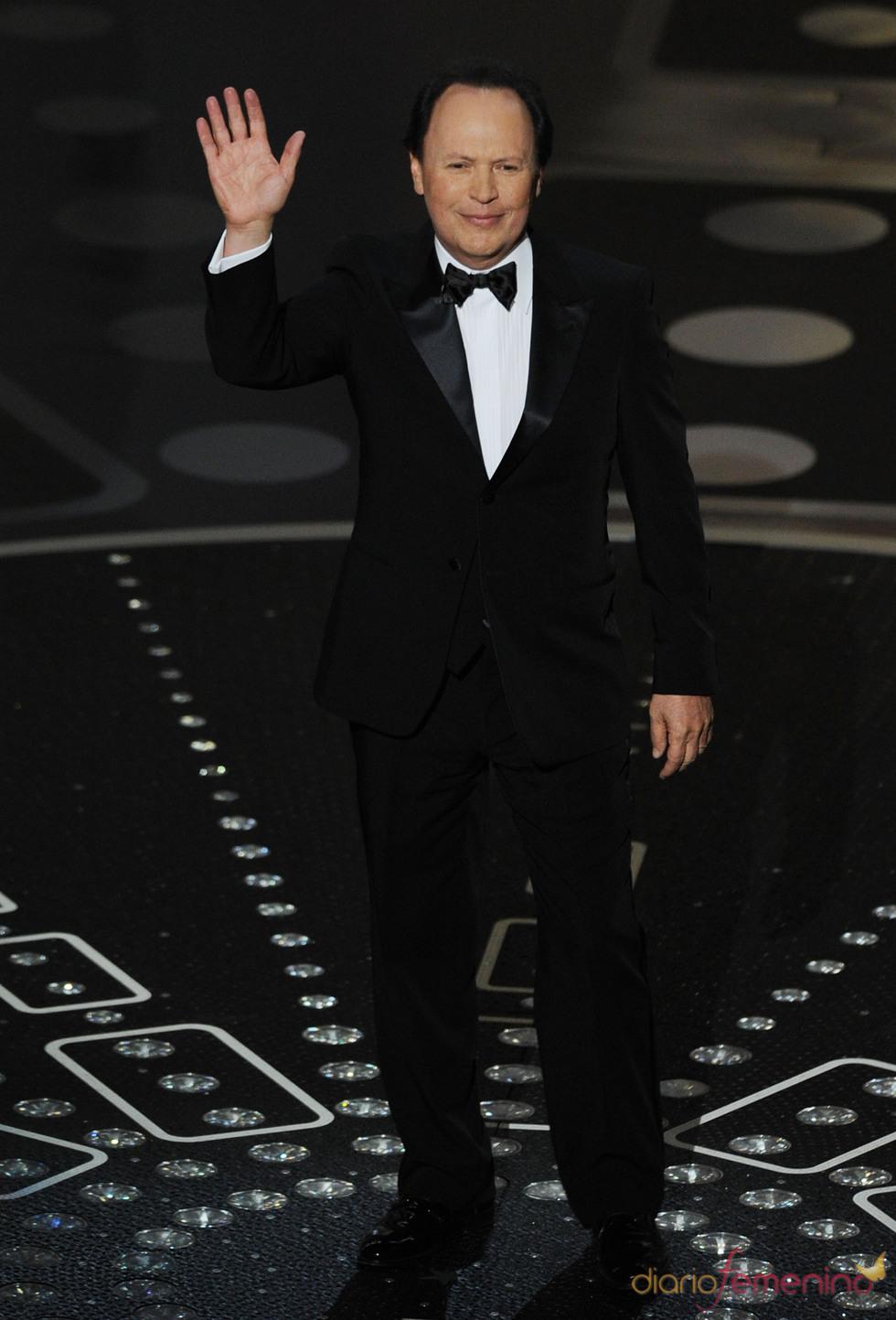 Billy Crystal en la 83 ceremonia de los Oscar