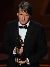 Tom Hooper, Oscar al mejor director por 'El discurso del Rey'