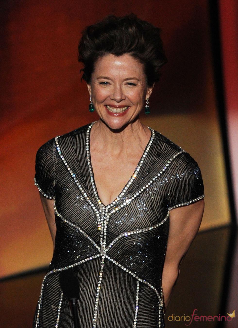 Annette Bening presenta los Oscar Honoríficos en la 83 edicion de los Oscar