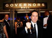 El director de Toy Story 3, Lee Unkrich, en la cena Governor's Ball post Oscars 2011