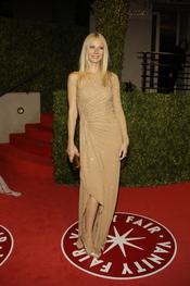 Gwyneth Paltrow en la fiesta Vanity Fair de los Oscar 2011
