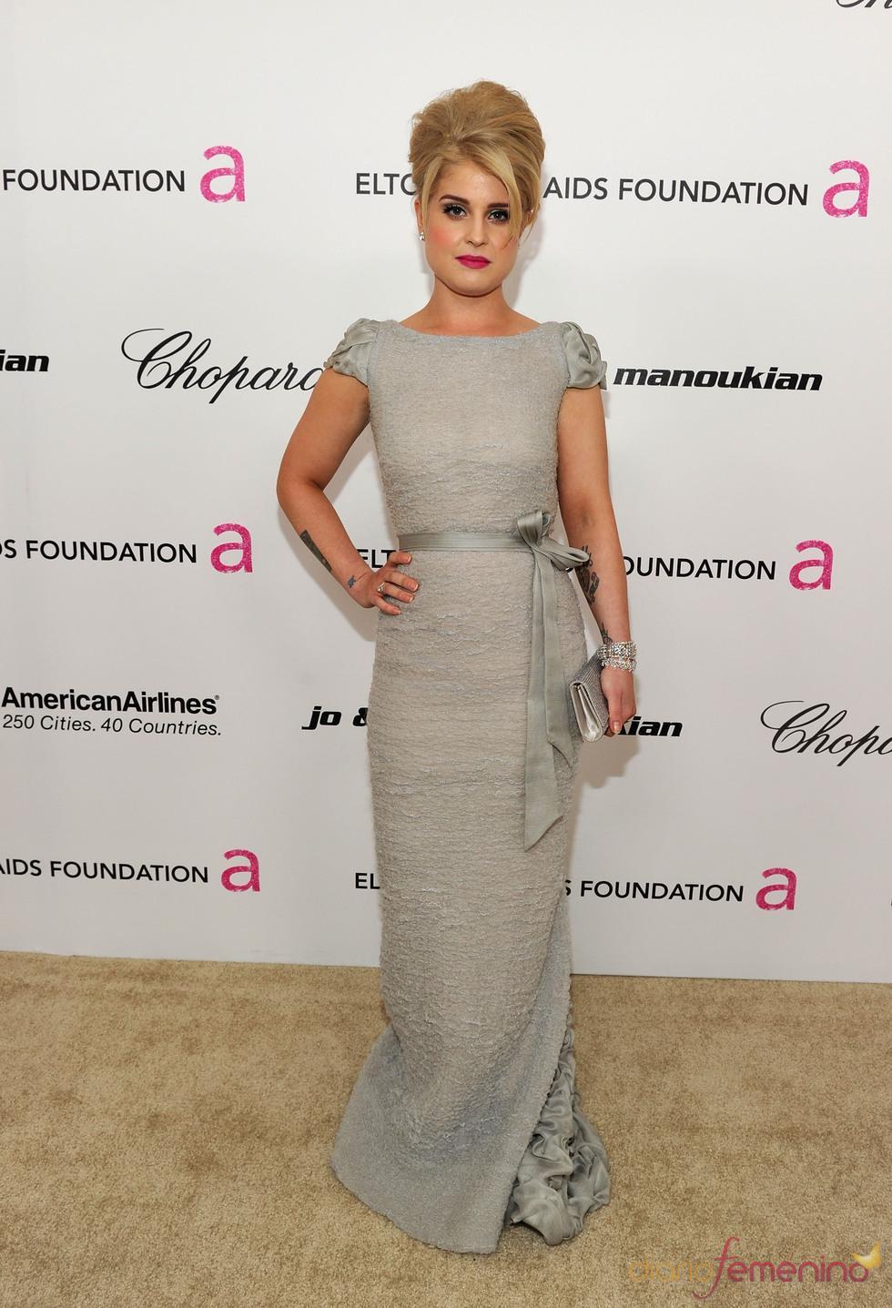 Kelly Osbourne en la Gala de Elton John