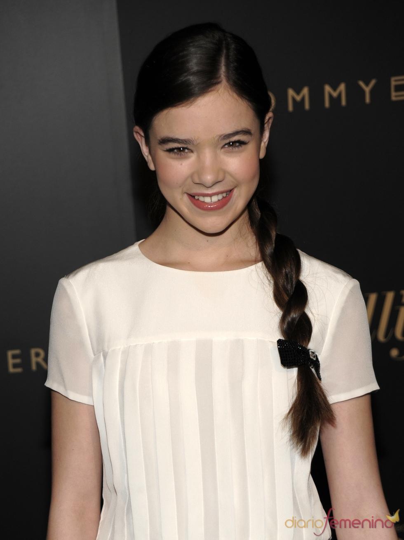 La candidata al Oscar 2011 en la categoría 'Mejor Actriz de Reparto', Hailee Steinfeld