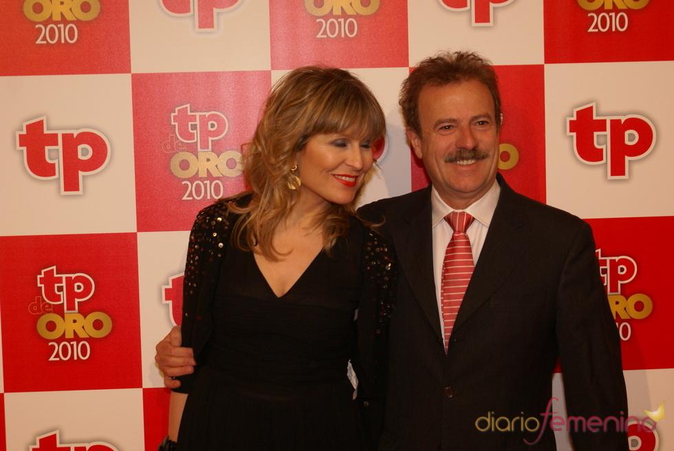 Manuel Campo Vidal, presidente de la Academia de Televisión