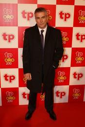 David Cantero en los Premios TP de Oro 2010