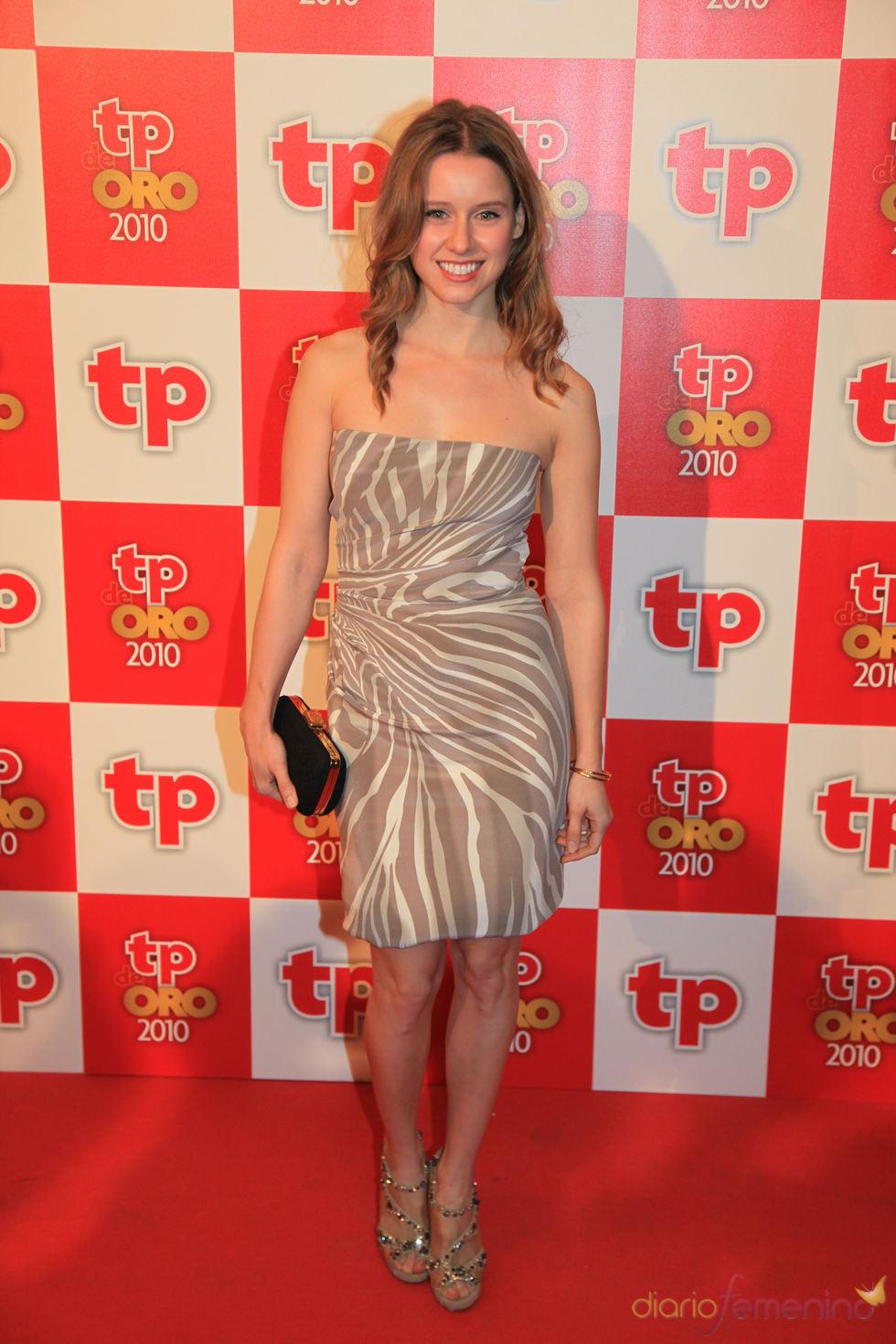 Manuela Vellés, de 'Hispania', en los TP de Oro 2010
