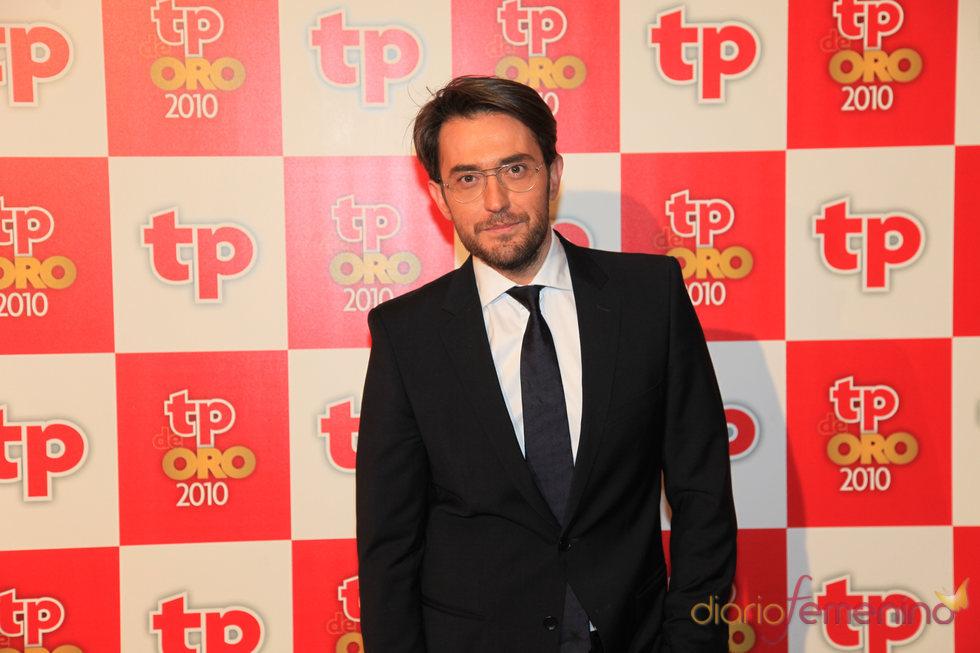 Màxim Huerta en los Premios TP de Oro 2010