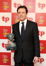 Matías Prats, 'Mejor presentador de informativos' en los TP de Oro 2010