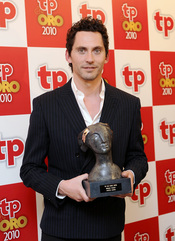 Paco León, TP de Oro 2010 a 'Mejor actor' por 'Aída'
