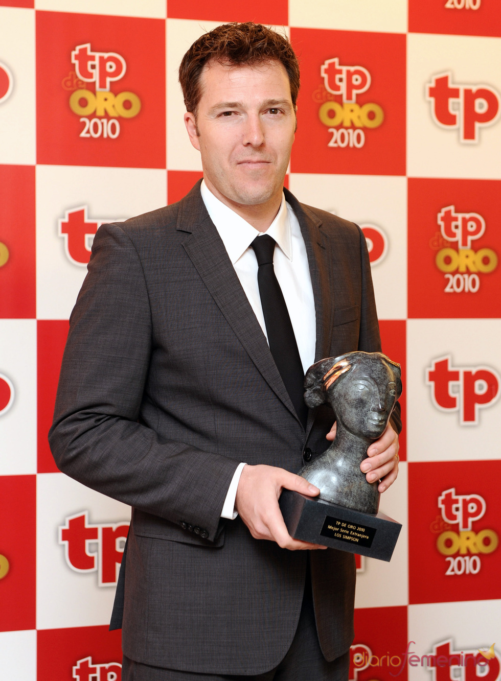 'Los Simpson', TP de Oro 2010 a 'Mejor serie extranjera'