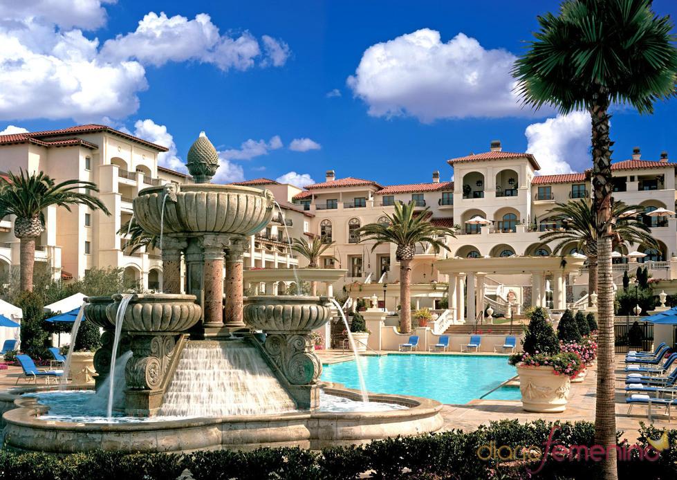 El hotel en el que Justin Bieber ha celebrado su cumpleaños con Selena Gómez.