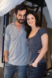 Santi Millán y Marta Torné protagonizan 'Más allá del puente'