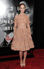 La actriz Emily Blunt