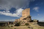 Castillo de Zafra, viaje por La Alcarria