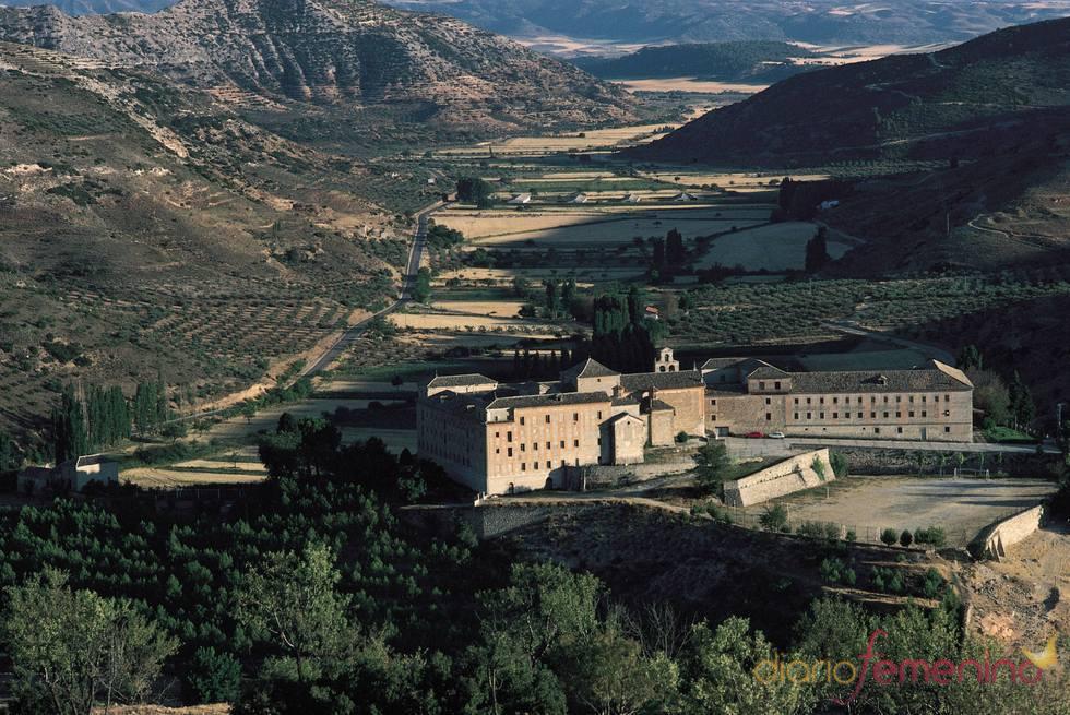 Convento del Carmen de Pastrana, viaje por La Alcarria