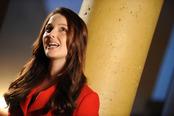 Camilla Luddington interpreta a Kate Middleton en la biopic de los Príncipes