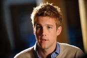 Nico Evers-Swindell es el Príncipe Guillermo en la película de su historia de amor