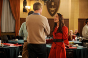 Primeras imágenes sobre la biopic 'Guillermo y Kate'